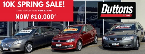 Used Car Special Offers Banner